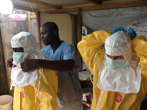 Ebola in West Africa | by theglobalpanorama