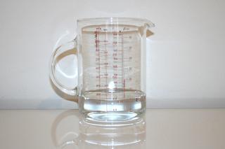 07 - Zutat Wasser / Ingredient water