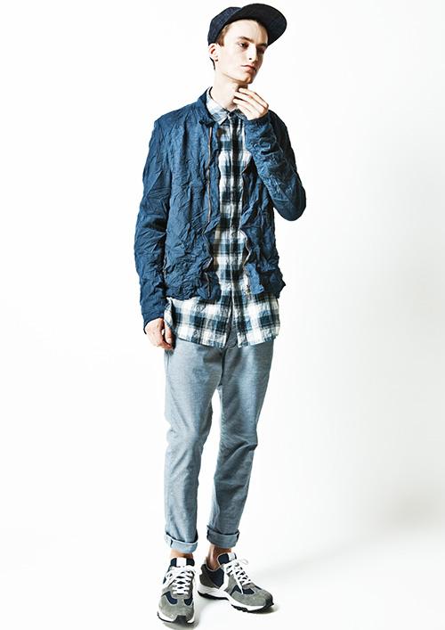 SS15 Tokyo KAZUYUKI KUMAGAI012_Jack Chambers(Fashion Press)
