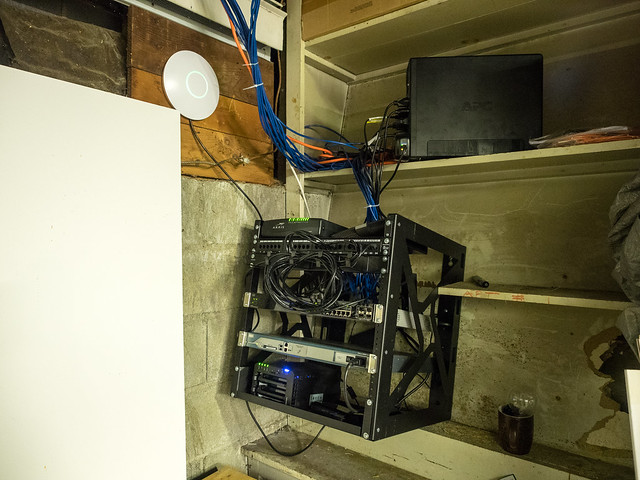 New Home Network Project