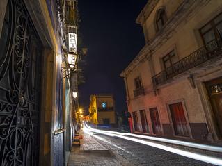 Guanajuato after dark