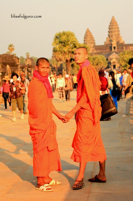 Cambodia Khmer People