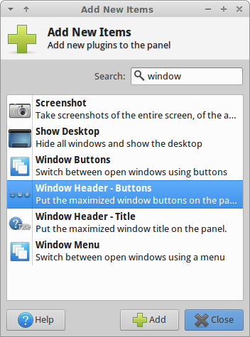 Saving my screen estate on Xfce (Linux, Firefox) – nochkawtf