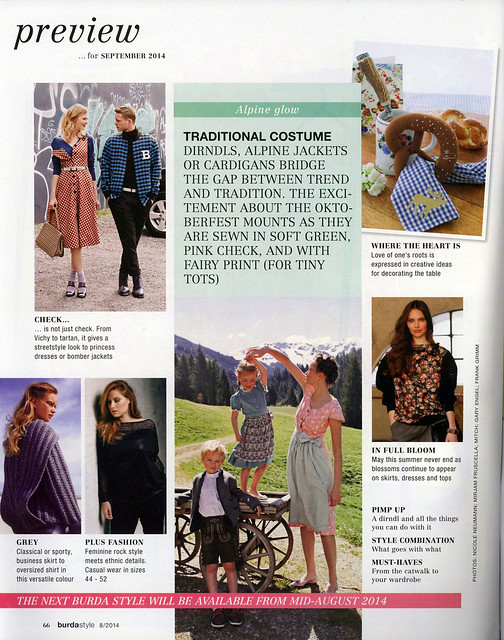 Burda-August-2014 September Preview
