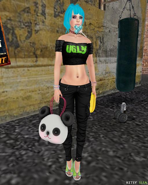 Hair Fair - Geek Out (New Post @ Second Life Fashion Addict)