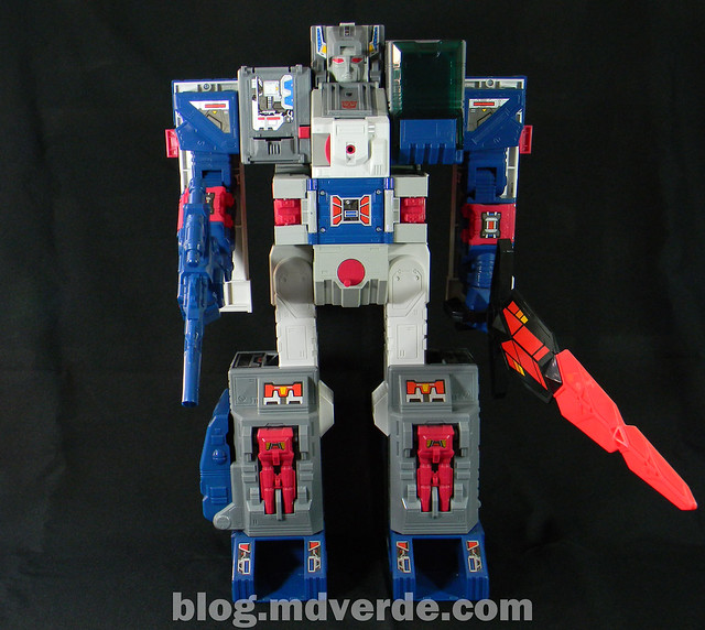 Transformers Fortress Maximus G1 Encore - modo robot