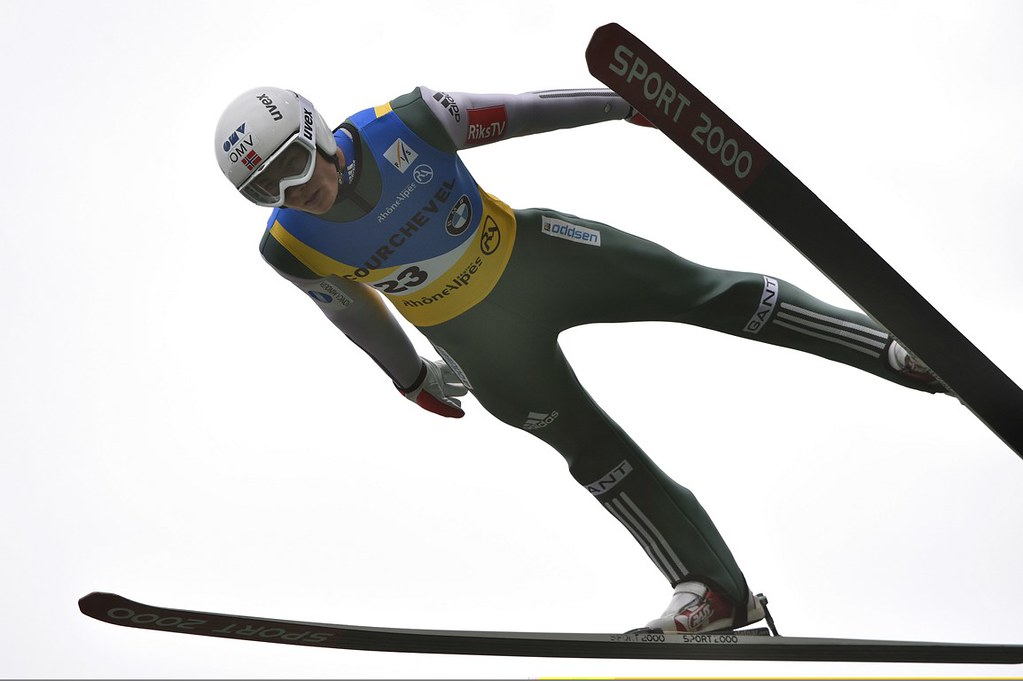 Coupe du monde saut Courchevel 2014