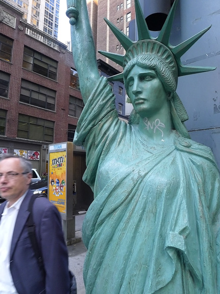 Liberty, nyc