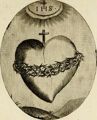 "Image from page 62 of ""Francisci Ponae Cardiomorphoseos, siue, Ex corde desumpta emblemata sacra"" (1645)"