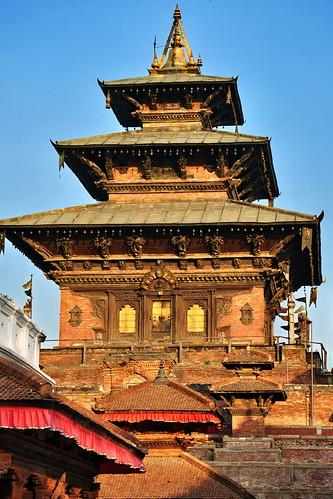 Nepal - Kathmandu - Taleju Temple - 5