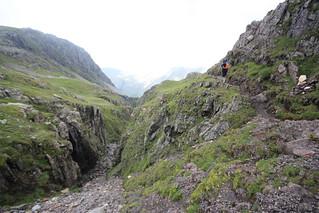 Hike to Skafell Pike