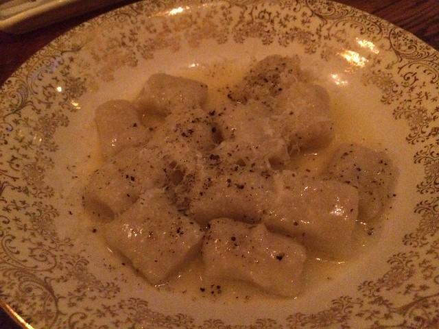 Marco's gnocchi - Rose's Luxury