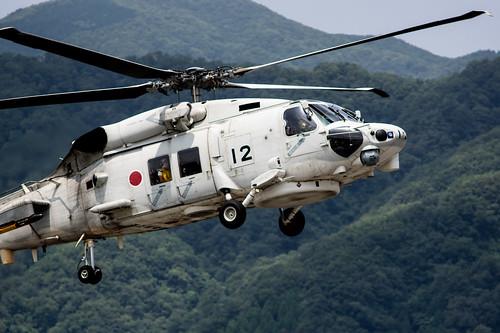 SH-60K(飛行/Flying)