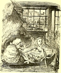 """Image from page 129 of """"Through the looking glass, and what Alice found there"""" (1899)"""