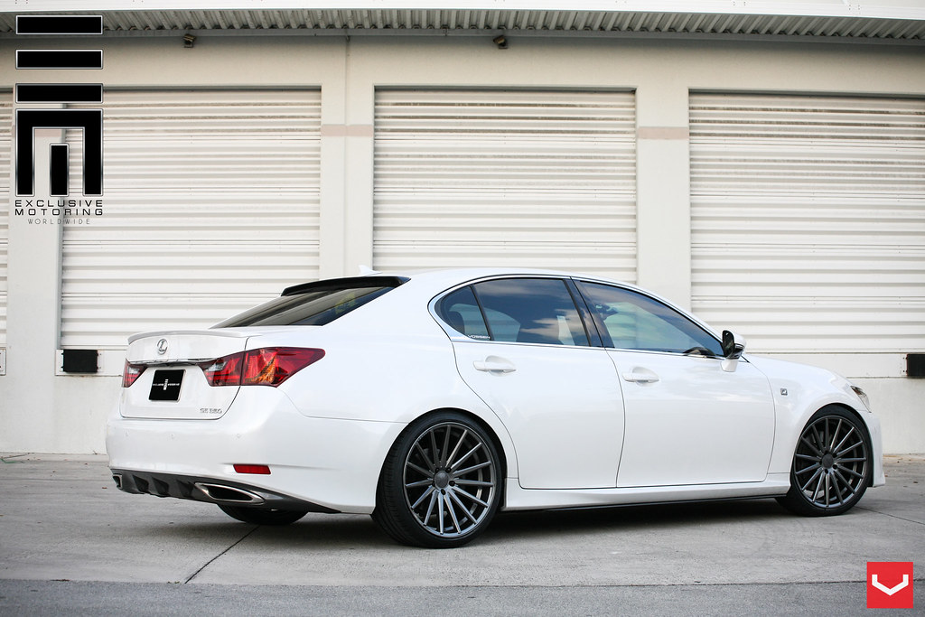 Lexus gs 350 mods