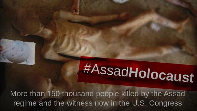 #AssadHolocaust