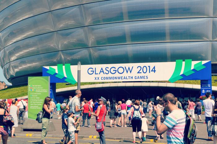 Glasgow 2014 hydro