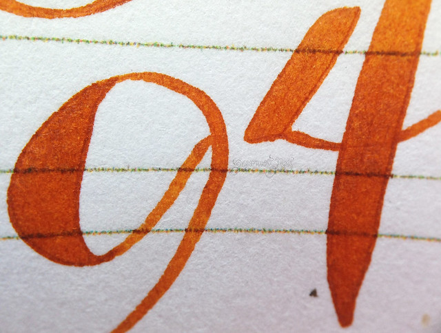 Review: sn^2 Paper For Smooth & Sharp Nibs Music Nib Test