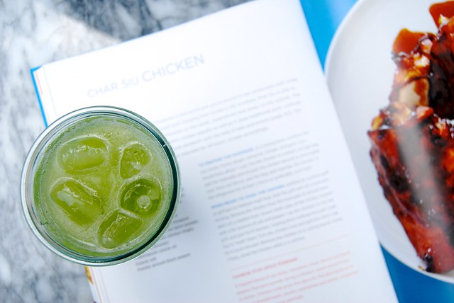 Reading The Lemonade Cookbook