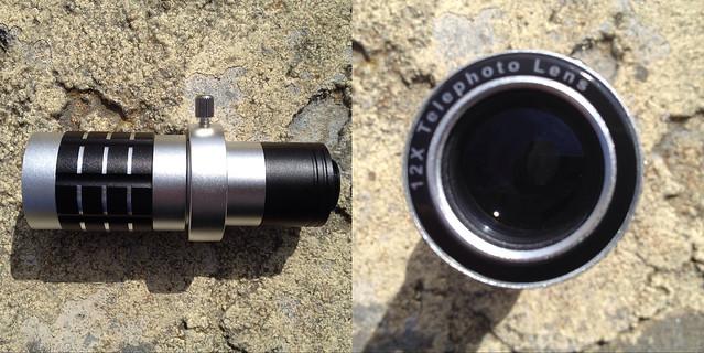 12x Telephoto Lens