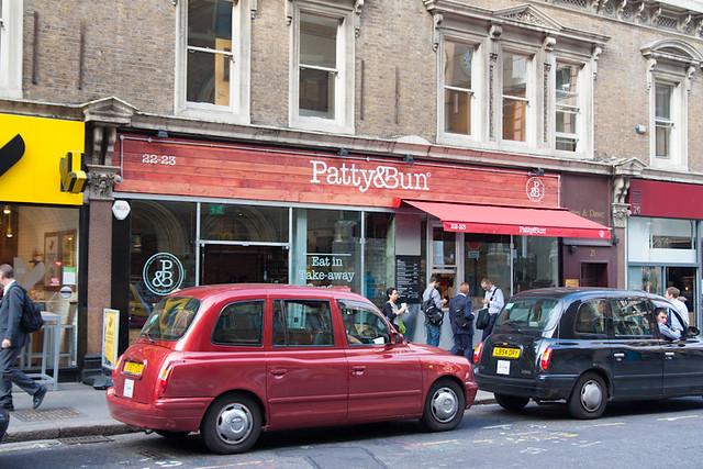 Patty & Bun (Liverpool Street)