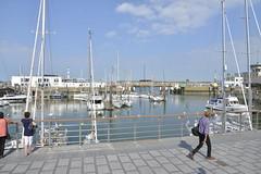 Promenade au port de plaisance