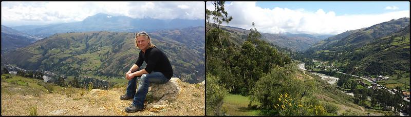 Acclimatisation hike Huaraz