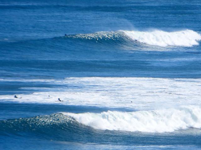 big surf on tuesday