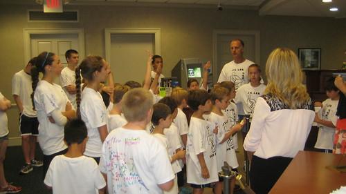 Fox Point Martial Arts Academy Summer Camp Field Trip