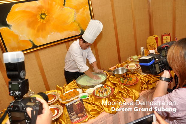 Dorsett Grand Subang Mooncakes 3