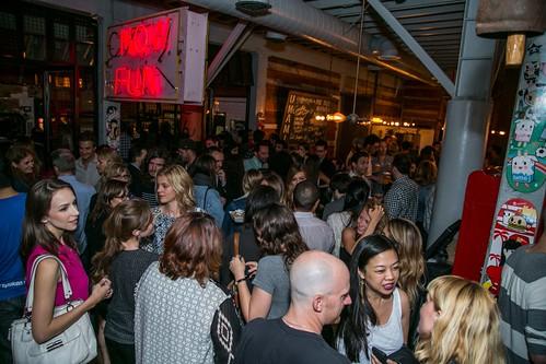The One I Love Flux LA Premiere