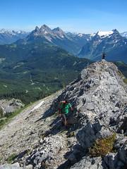 Mount McGuire, Aug 2014