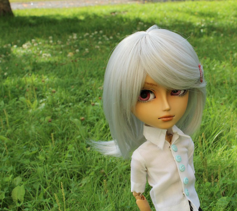 Makoto's new look