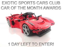 Car of the month awards