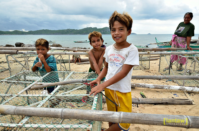 Kids of Bantigue Island