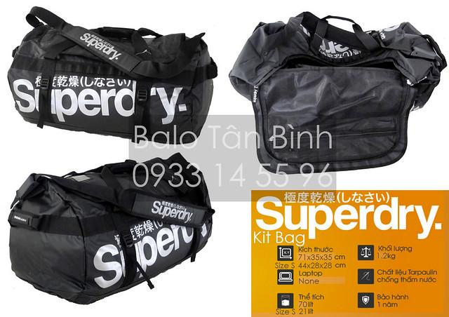Balo Superdry chính hãng, chỉ bằng 1/2 giá web nè - 8