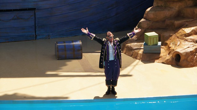Clyde and Seamore final show at SeaWorld Orlando