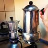 Cafetera Moka grande vs Cafetera Moka Minuscula #moka #italian #coffee #cafe #grano