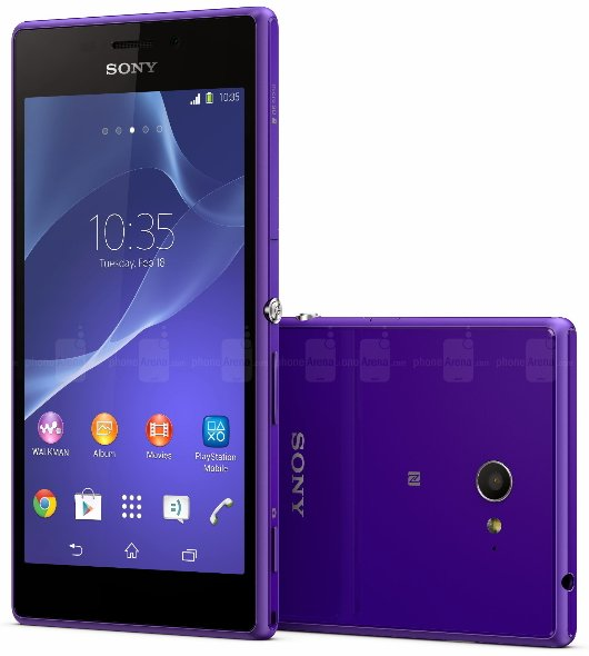 Android 4.4.2 для Xperia M2