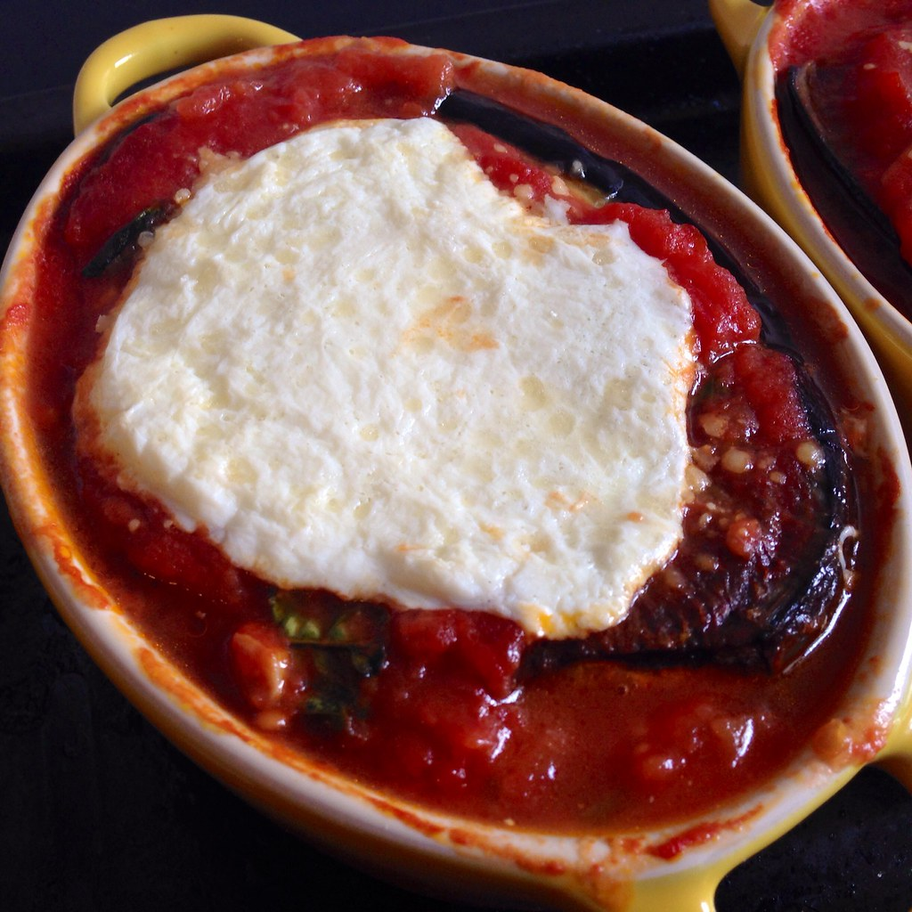 The Cooking of Joy: Melanzane alla Parmigiana (Eggplant Parmesan)