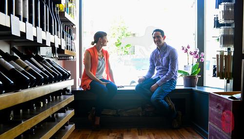 Jenny and Ryan Sciara