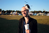 Expensive wedding hat, End of the Road festival 2014