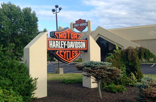Harley Davidson Motorcycles Dealership