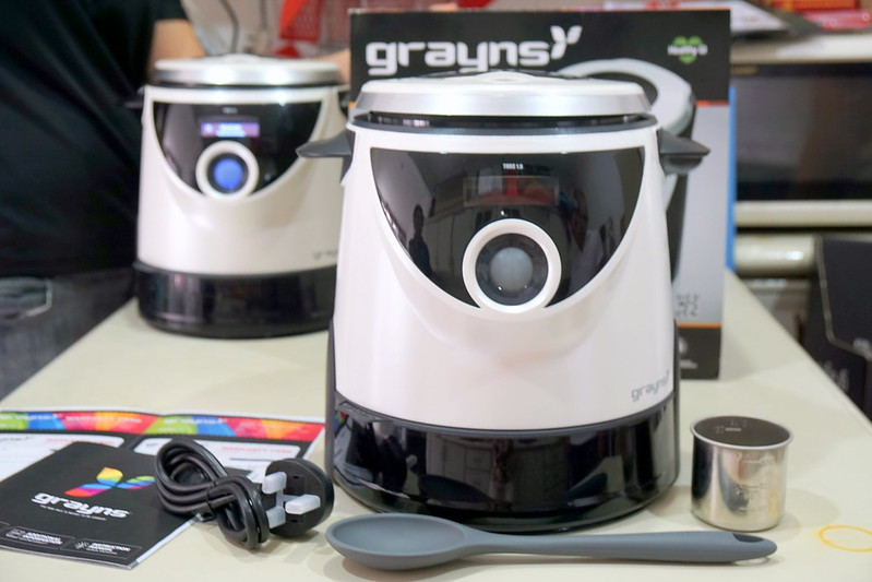 Rebecca Saw - Garyns rice cooker