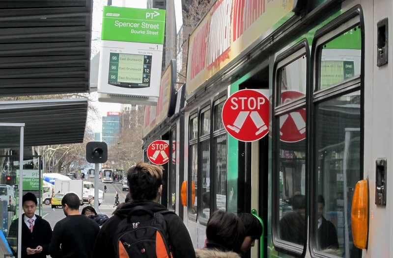 Traffic light programming is why your CBD tram trip is start