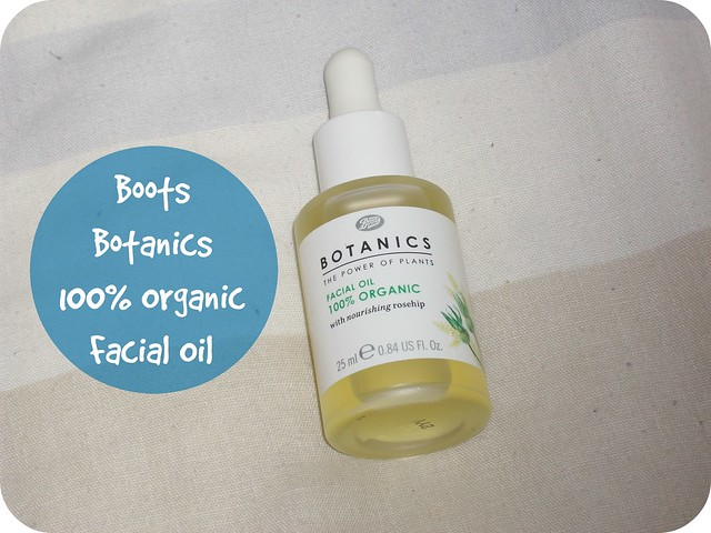 Botanics Facial Oil Review
