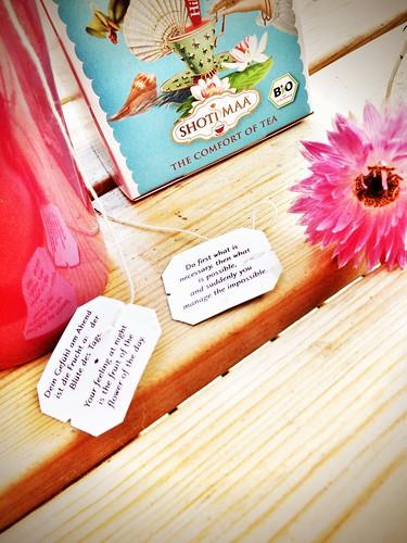 tea with wisdom