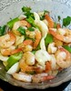 My Auntie's infamous shrimp salad #foodie