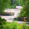 Lower Tahquamenon Falls #waterfall #nature #puremichigan #UP
