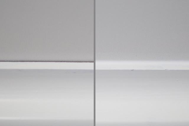 Acrylic filling in gaps